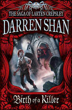 Birth of a Killer by Darren Shan (Paperback, 2011)