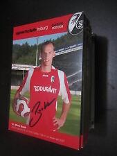49445 Oliver Barth SC Freiburg 07-08 original signierte Autogrammkarte