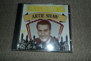 Artie Shaw - Giants Of The Big Band Era (1993) CD VERY GOOD CONDITION