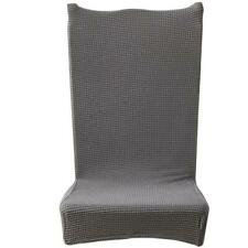 Solid Knitted Universal Size Stretch Chair Cover Slipcover Hotel Home Decoration