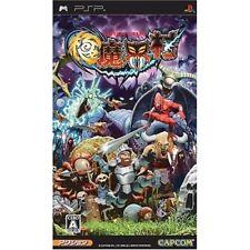 Used PSP Goku Makaimura / Ultimate Ghosts 'n Goblins Japan Import