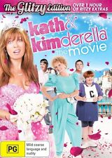 KATH & KIM : KIMDERELLA - THE MOVIE -  DVD - UK Compatible