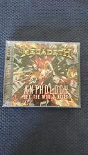 Megadeth - Anthology Set The World Afire CD - 2 Discs