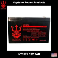 Power-Sonic UB1270 VERIZON FIOS REPLACEMENT BATTERY 12V 7AH By Neptune