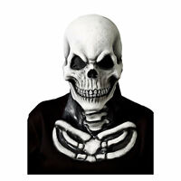 Adult Mens Teen Skeleton Attack On Titan Halloween Costume Mask Rib Chest Piece