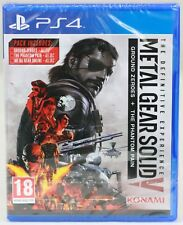 Metal Gear Solid V: Definitive Edition   PlayStation 4   PS4   New