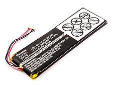 Akku für SONOS CONTROLLER CR100 / CONTROLLER CB100 ersetzt CP-CR100  URC-CB100