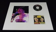 Wanda Jackson Signed Framed 16x20 Rockin in the Country CD & Photo Display