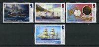Tristan da Cunha 2018 MNH Wreck of Mabel Clark 4v Set Ships Boats Stamps