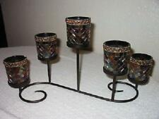Partylite Global Fusion 6 PIECE CENTERPIECE   RARE