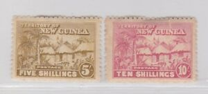 stamps NEW GUINEA Australian Administration  1925-1927