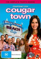 Cougar Town: Season 4 * NEW DVD * Courtney Cox (Region 4 Australia)