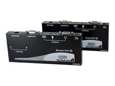 StarTech SV565UTPUM USB VGA KVM Console Extender Over CAT5 UTP (500 Feet)