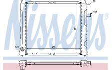 NISSENS Radiador, refrigeración del motor ROVER 25 400 45 200 MG 642091
