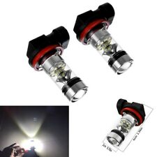 2x DC12-24V 100W H11 H8 LED Bulbs Fog Driving Light Xenon White Extremely Bright