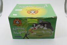 2003 Original Warner Bros Looney tunes Sylvester Telephone BOXED