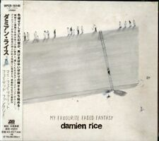 DAMIEN RICE-MY FAVOURITE FADED FANTASY-JAPAN CD F45