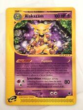 Alakazam 33/165 Expedition Set Nintendo e-Reader Series Non-Holo Card Pokemon 02