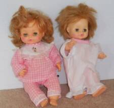 VTG Vinyl & Plastic Dolls by Horsman 1974 & 1972