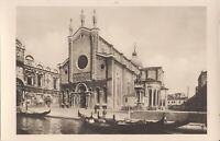 Venice, ITALY - Basilica di San Giovanni e Paolo - REAL PHOTO
