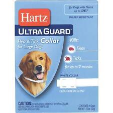 Hartz Lg Dog F&T Collar