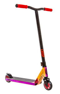 Crisp Scooter - 'Switch' - Purple / Red / Chrome