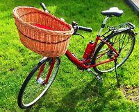 Fahrradkorb Einkaufskorb Transportbox lenkerkorb Weide Hunde Katze lenker Vorne