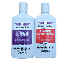 Gliptone Leather Duo- Cleaner and Conditioner GT11 & GT12 250ml