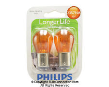 NEW Philips 2357NA Automotive 2-Pack 2357NALLB2 Bulb