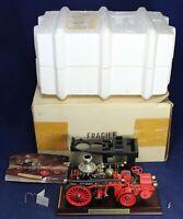 1912 Christie Front Drive Steamer - Franklin Mint - Precision Model - w/ Box