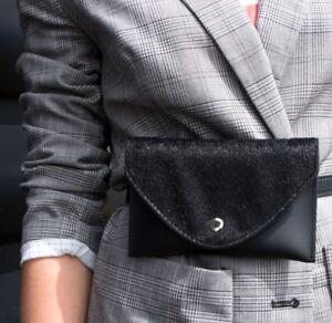 Trendige Hipbag Gürteltasche Hüfttasche im wild Look