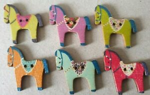 Buttons-Crafts-Uk FREEPOST From 99p-Lots of Themes-Make Your Own Fridge Magnets