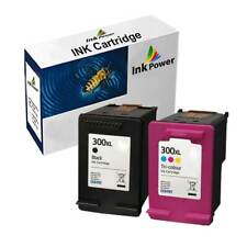 Black and Colour NonOEM ink Cartridge for HP 300XL Deskjet F4240 F4272