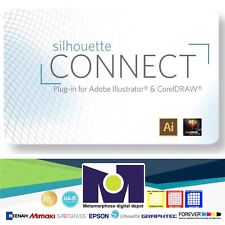 Silhouette CONNECT Plug In Download Code 81479201343. By Silhouette America