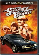 Smokey and The Bandit 7 Movie Outlaw 0025192051258 With Burt Reynolds DVD