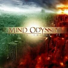 MIND ODYSSEY-TIME TO CHANGE IT-CD-rage-progressive-merlin-metal law-sudden death