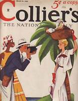 1935 Colliers March 16- Bilbo;Kay Francis;Mexico's Reds