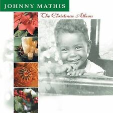 Johnny Mathis - The Christmas Album (CD, Oct-2002, Columbia)  SEALED PROMO