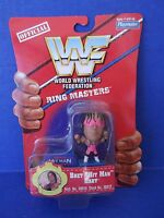 Bret The Hit Man Hart Ring Masters action figure WWF