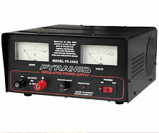 PS26KX 25A 13.8-Volt Regulated Power Supply w/ Built-in Cooling Fan 120vAC>12vDC