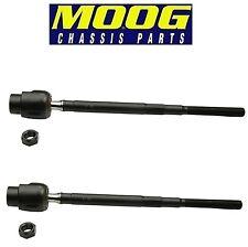 Chevy Metro 98-01 Suzuki Swift 99-01 Manual Steering Inner Tie Rod End Pair Moog