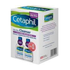 CETAPHIL Oily Skin Clean Twin Pack 2X 125ml