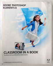 Classroom In A Book Adobe Photoshop Elements 8 2010 PB Incl UNOPENED CD Win Mac