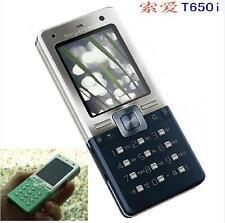Original Sony Ericssion mobile T650 T650i 3.15MP Camera 3G FM radio Java