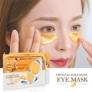 Crystal Collagen Gold Eye Mask Eye Patches for Remove Dark Circles and Anti Agin