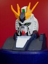 Gundam Figure - RX 93 v Gundam Nu - Pepsi Cola Cap Promo Char's Counterattack