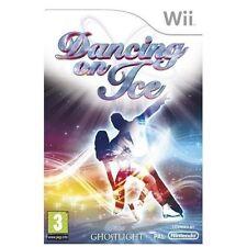 UK DANCING ON ICE=NINTENDO Wii=COMPLETE=AGE 3+=SKATING=BASED ON TV SERIES=DANCE