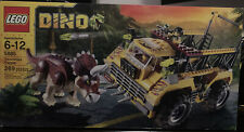LEGO 5885 Dino Triceratops Trapper NEW FACTORY SEALED BOX RETIRED