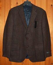 BLOOMINGDALE'S Burgundy Melange 100% Wool Jacket  NWT  44 L