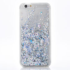 3D Glitter Stars Dynamic Liquid Quicksand Hard Case Cover for iPhone 5S/6S/7 New